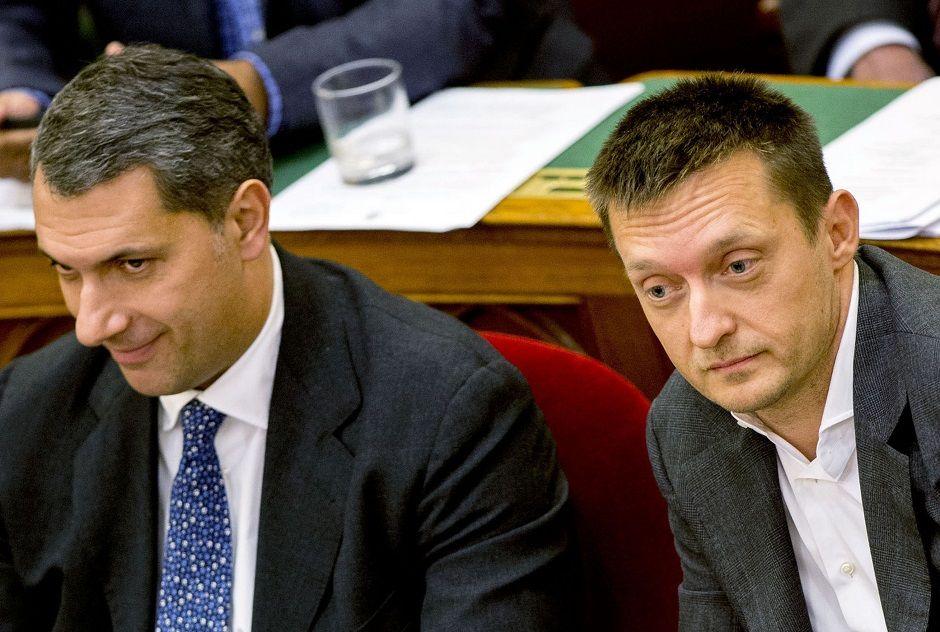 Fidesz hatalmon