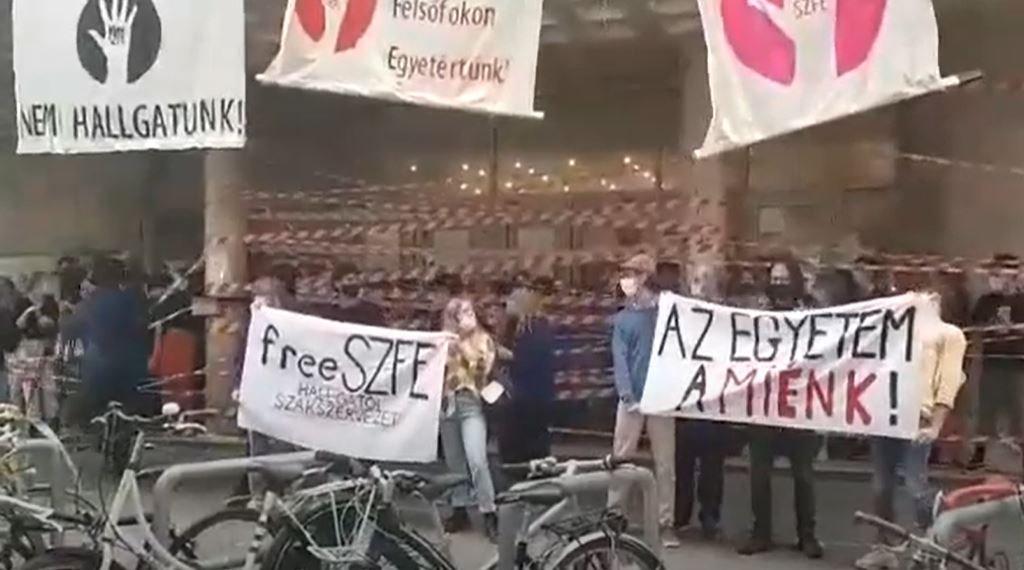 """Ezért sem szabad hagyni, hogy Vidnyánszky """"végigcsinálja"""": kaposvári képzésén az ment, hogy a Nyugat zsidó szennylap, Kertész Imre pedig nem magyar"""