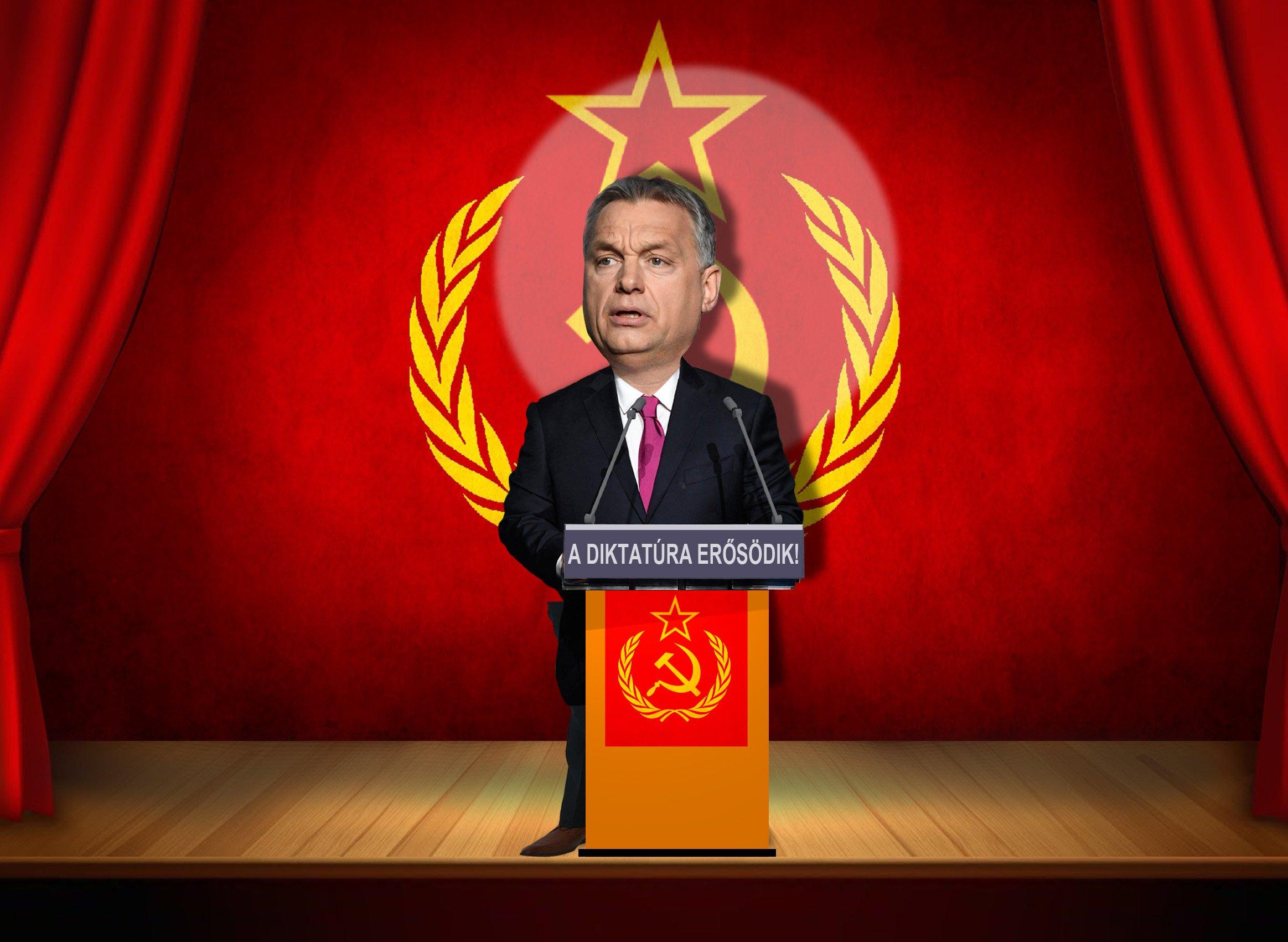 A brit The Guardian vezércikkben számol be az Orbán hatalmi törekvéseit szolgáló törvényről