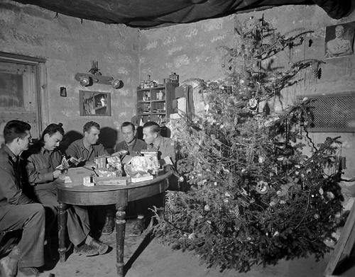 Karácsonyi csoda Budapest ostroma idején