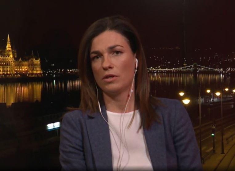 """Varga Judit szerint """"a magyar kormány sikeresen lép fel az antiszemitizmus ellen"""""""