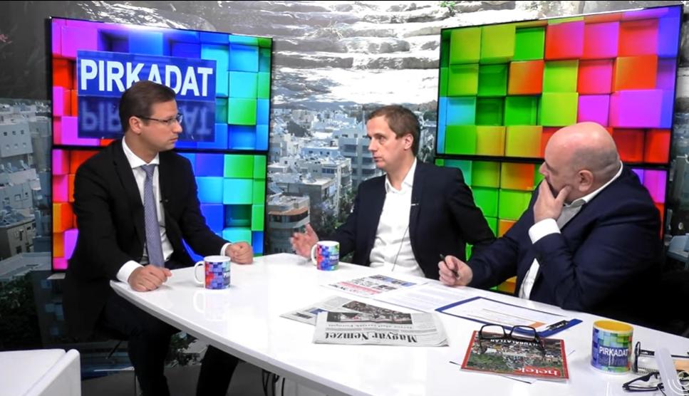 Gulyás Gergely a Heti TV-ben mondta el, hogy tulajdonképpen a kormányt nem érdekli a Lánchíd