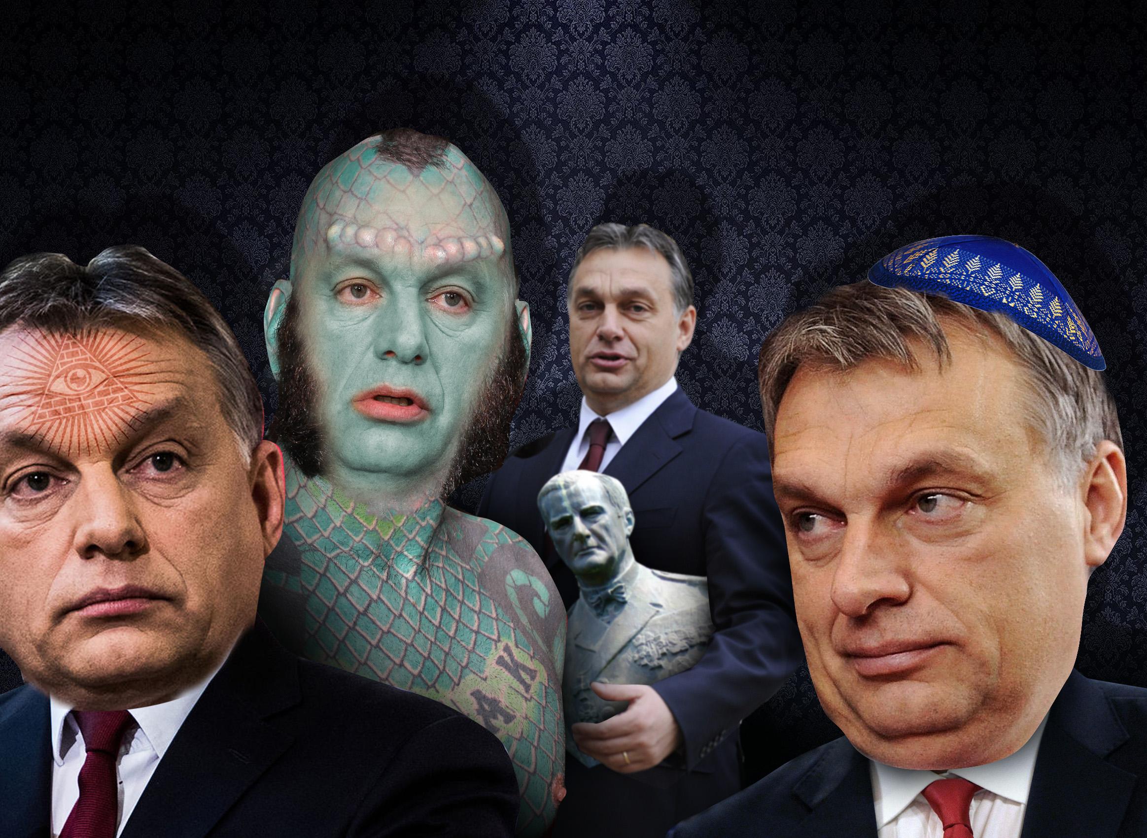"""Orbán, a """"zsidóvédő antiszemita"""" – Zsúrpubi"""
