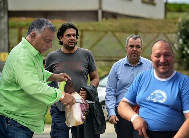 A 30 éve magángéppel repkedő Orbán házi médiája kiakadt Jakab Péter fizetésén