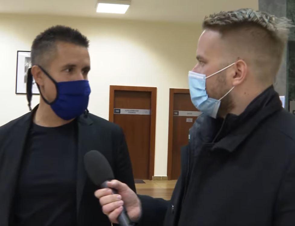 """Czeglédy Csaba a Pesti TV-nek: """"Kreténeknek nem nyilatkozom"""""""